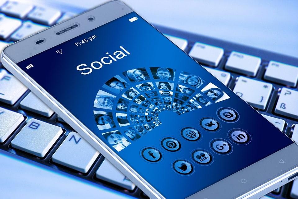 нетворкинг в социальных сетях